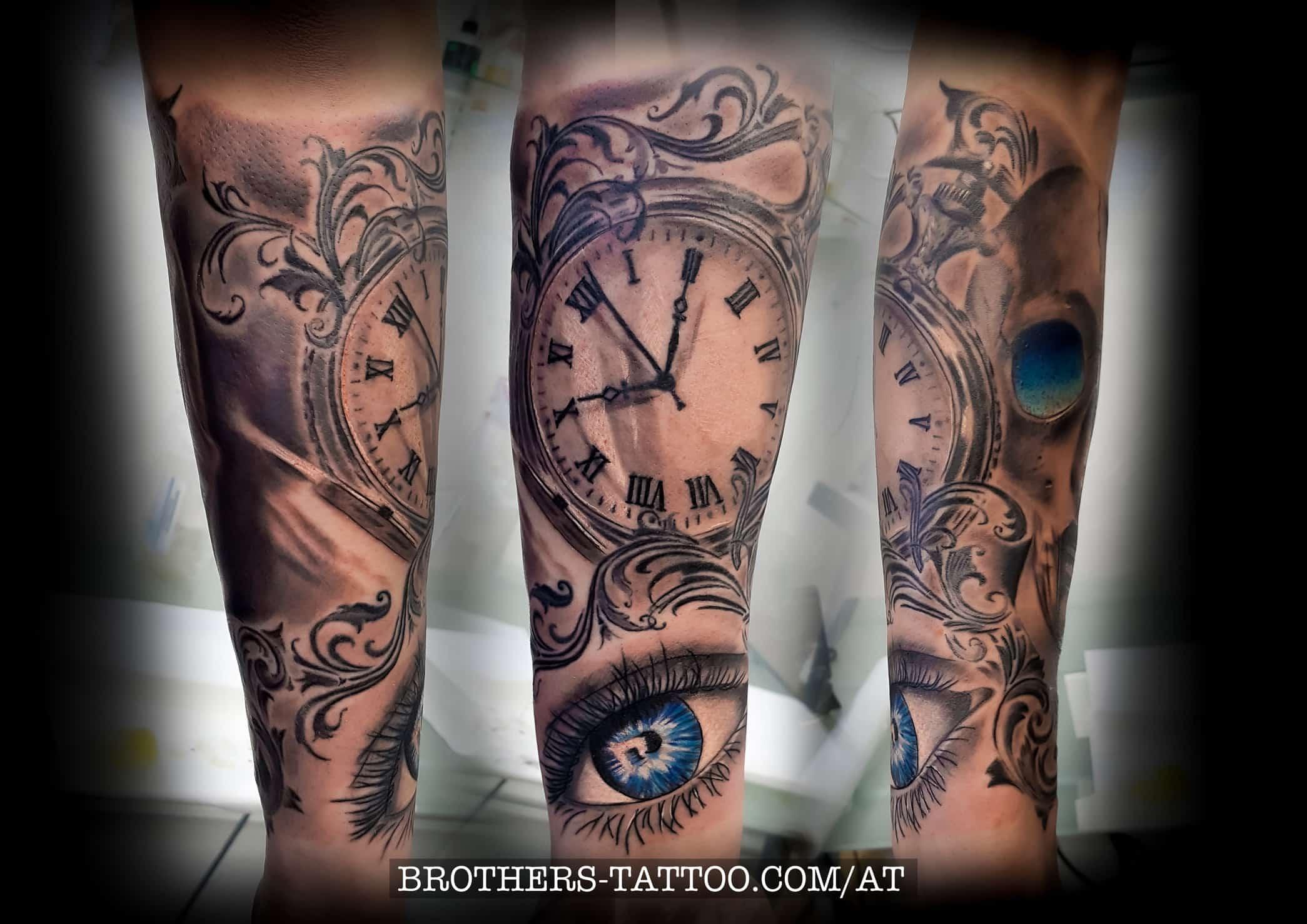 Tattoo kosten unterarm Was kostet