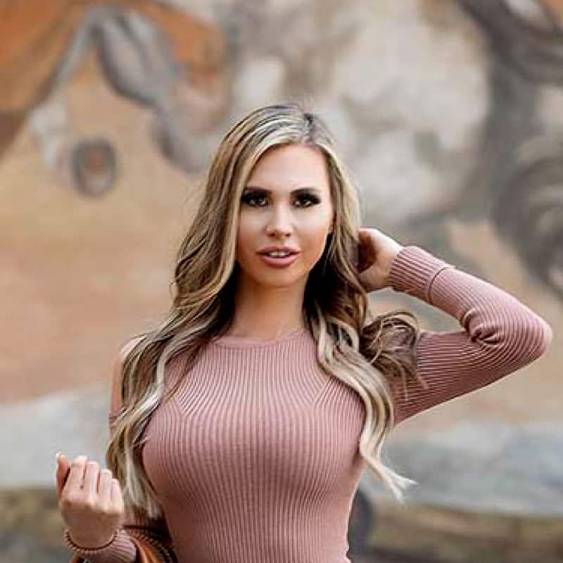 Eva Lutz, das sexy Model aus Österreich