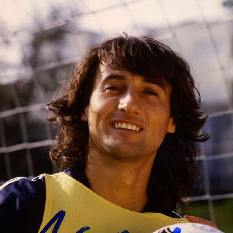 ehem. Fussballer des LASK (Kurt Nagl) Autogrammkarte