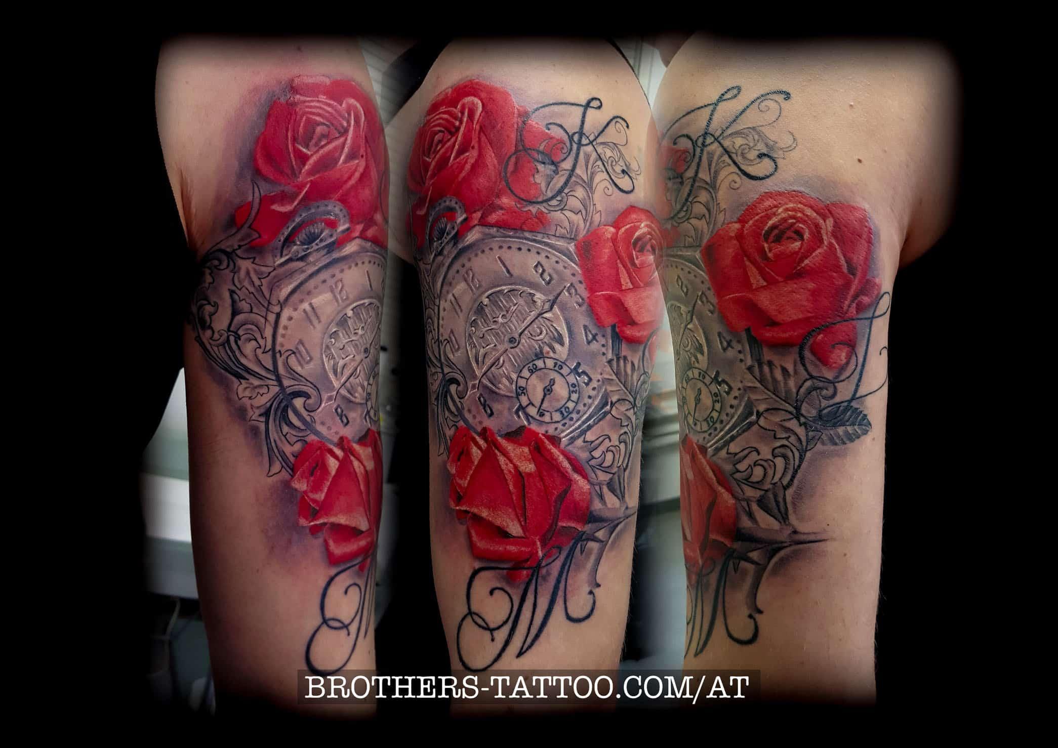 Tattoo Stilarten Brothers Tattoo Piercing Aus Linz In Oberosterreich