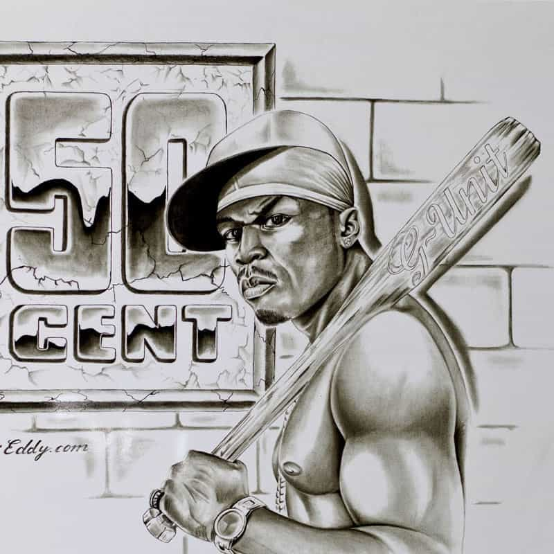 Coveralbum 50cent