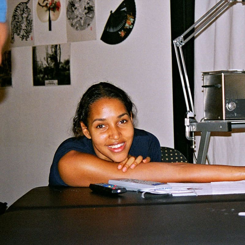 Cassandra Steen - Rapperin und Musikerin in Linz auf Besuch